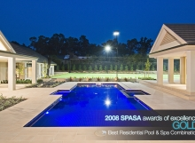 SPASA Best Residential Pool & Spa Combination