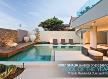 SPASA Gold Residential Courtyard Pool